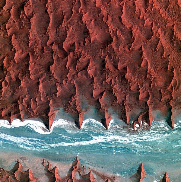 ESA, Namib Desert, Dune 45