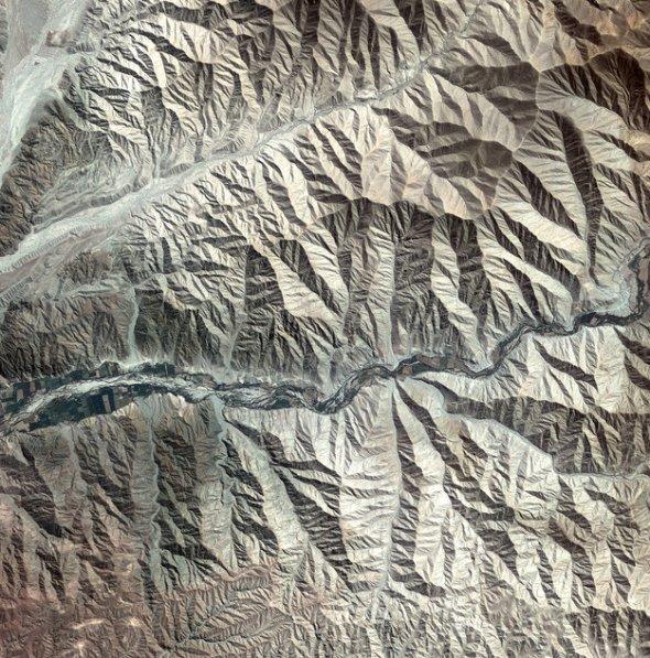 ESA, Peruvian Andes