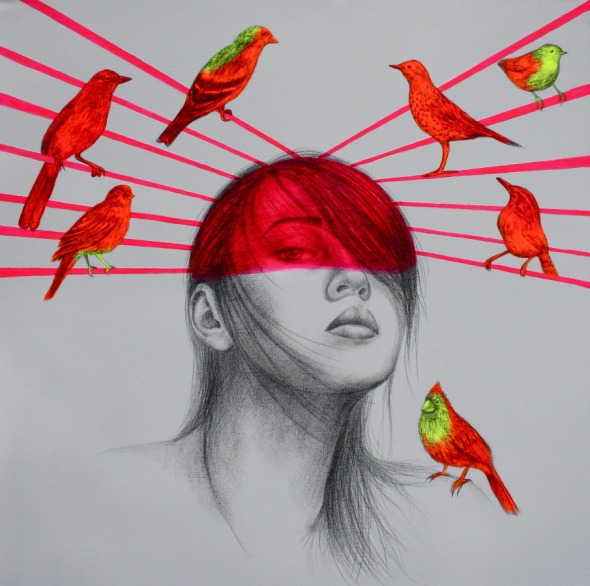 Louise McNaught - Free Your Mind